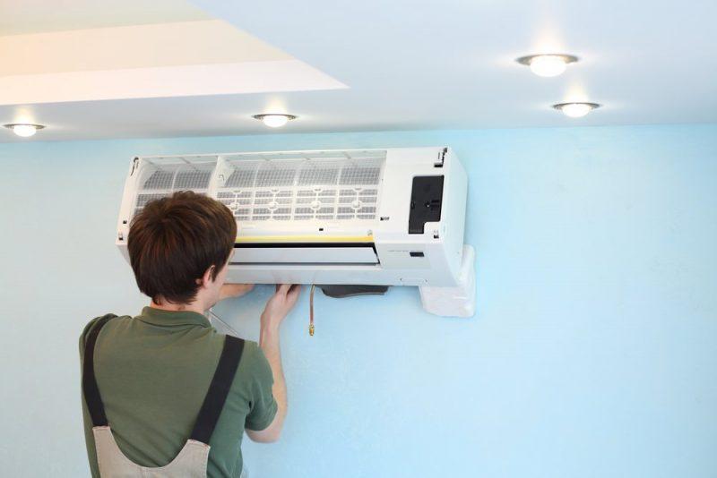 ductless hvac installation
