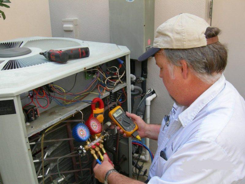 AC repair in Los Angeles