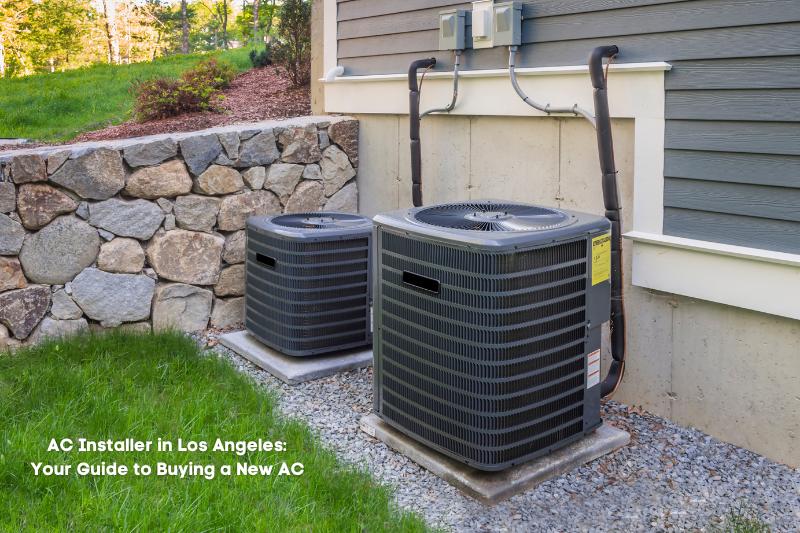 AC installer in Los Angeles